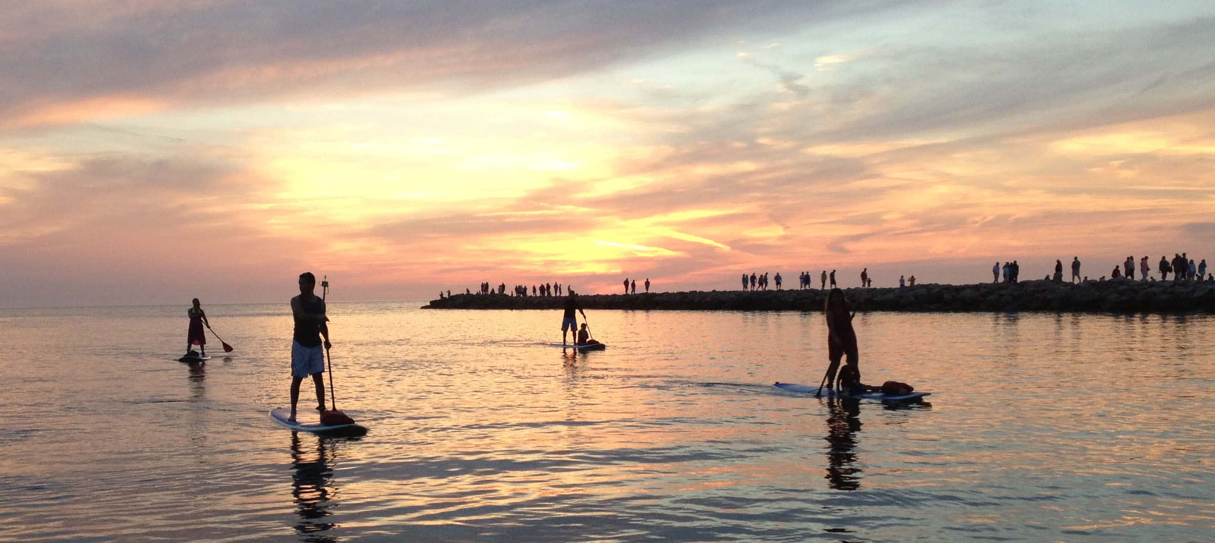 Amazing Places to SUP in Venice, Florida - SUP Englewood